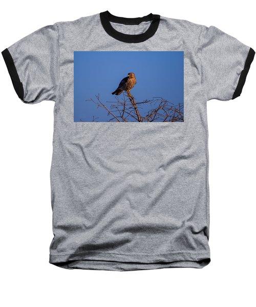 Evening Look Out Baseball T-Shirt