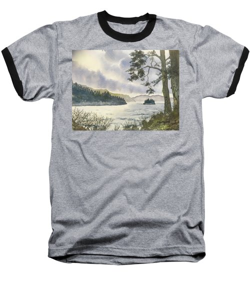 Evening On Derwentwater Baseball T-Shirt