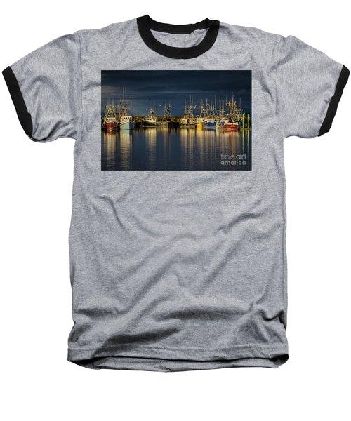 Evening Reflections Baseball T-Shirt