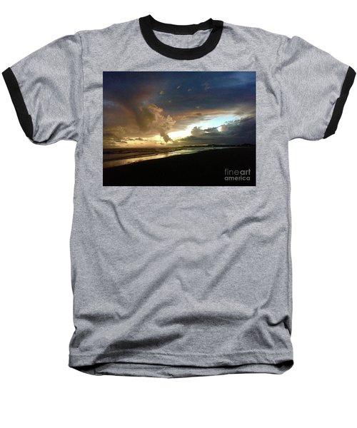 Evening Sky Baseball T-Shirt