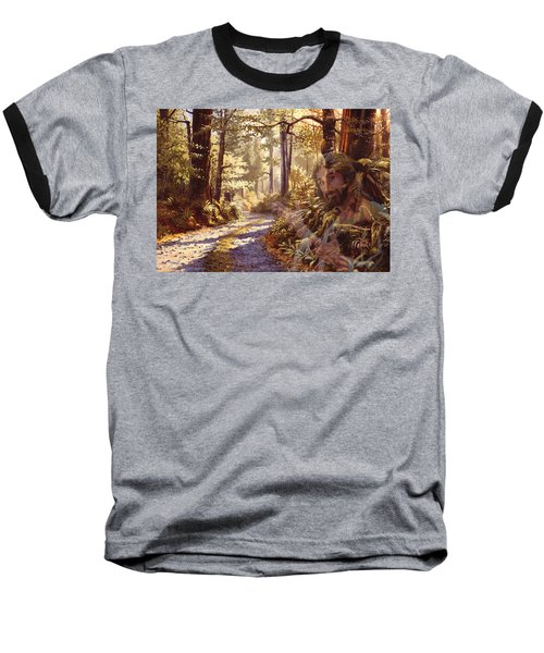 Explore With Me Baseball T-Shirt