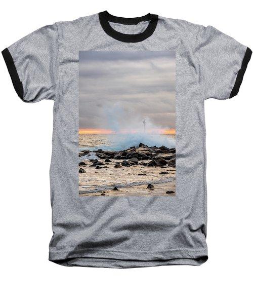 Explosive Sea 5 Baseball T-Shirt