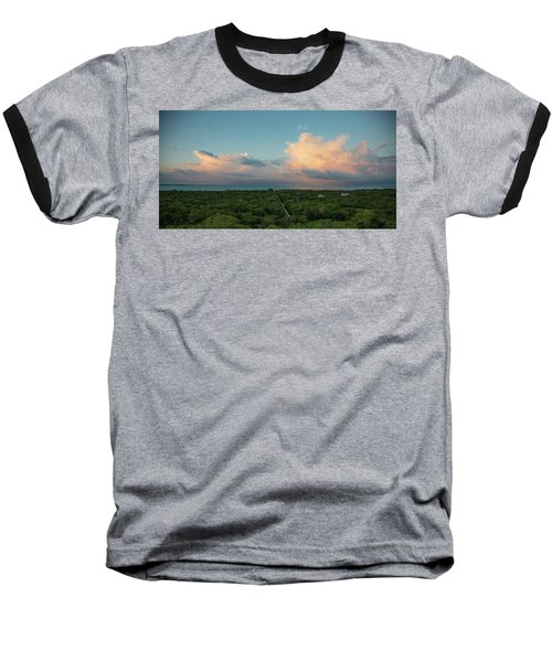 Exuma Skies Baseball T-Shirt