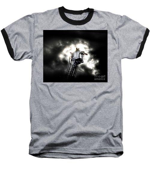Eye In The Sky Baseball T-Shirt