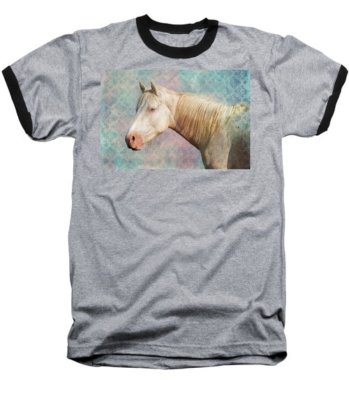 Eyes Like The Sky Baseball T-Shirt