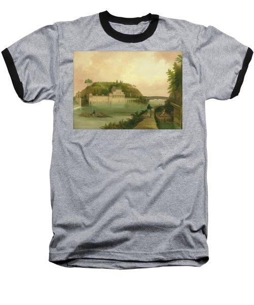 Fairmount Waterworks About 1838 Baseball T-Shirt