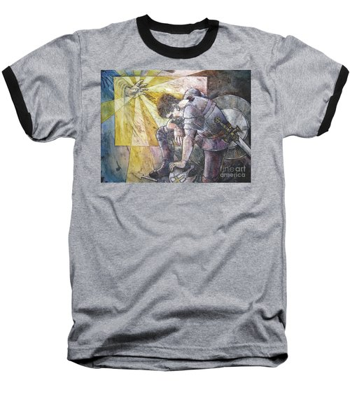 Faithful Servant Baseball T-Shirt