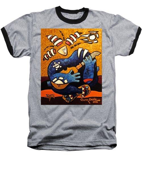 Fajardo Dreaming Baseball T-Shirt