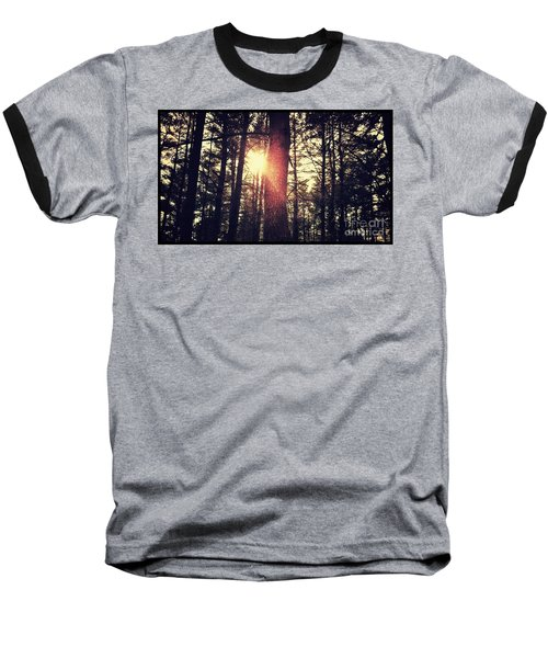 Fall Of Light Baseball T-Shirt