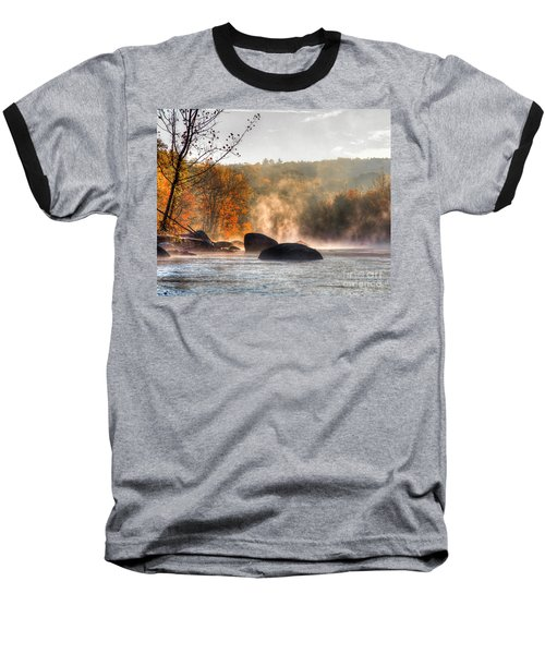 Fall Spirits Baseball T-Shirt