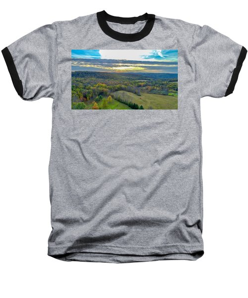 Fall Vibes  Baseball T-Shirt
