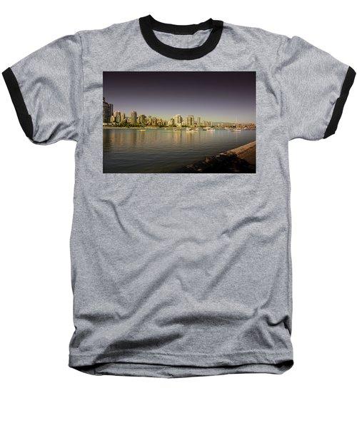 False Creek Golden Hour Baseball T-Shirt