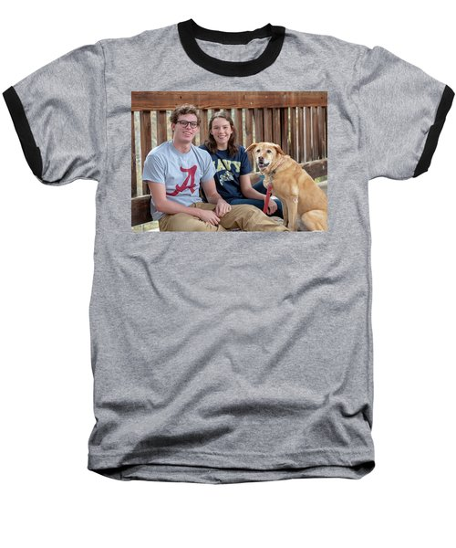 Family Dog Baseball T-Shirt