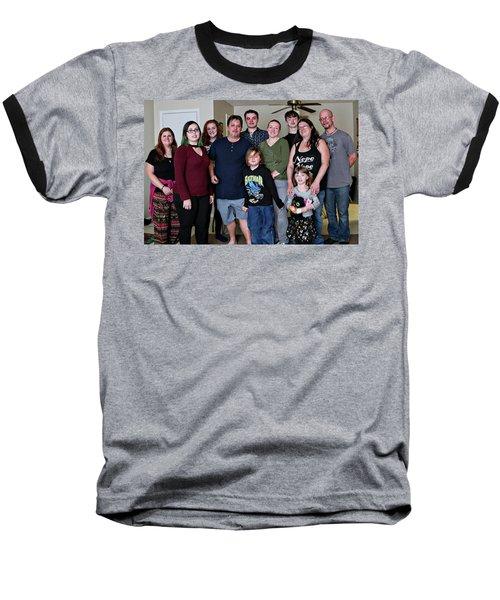 Family2 Baseball T-Shirt