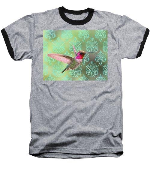 Fancy Too Baseball T-Shirt