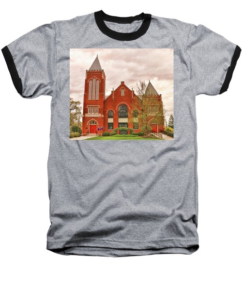 Farmville United Methodist Church Farmville Virginia Baseball T-Shirt