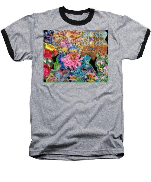 Fascinating Color Baseball T-Shirt
