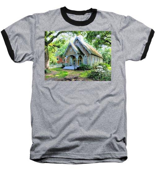 Feel At Ease Baseball T-Shirt