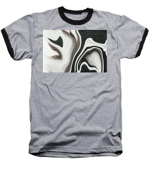 Feminine V Baseball T-Shirt