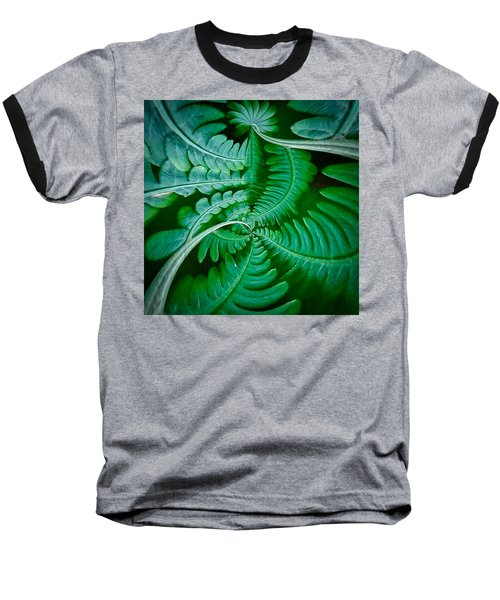 Fern Dance Baseball T-Shirt