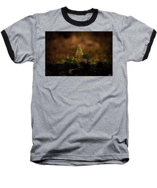 Fern Of Life Baseball T-Shirt
