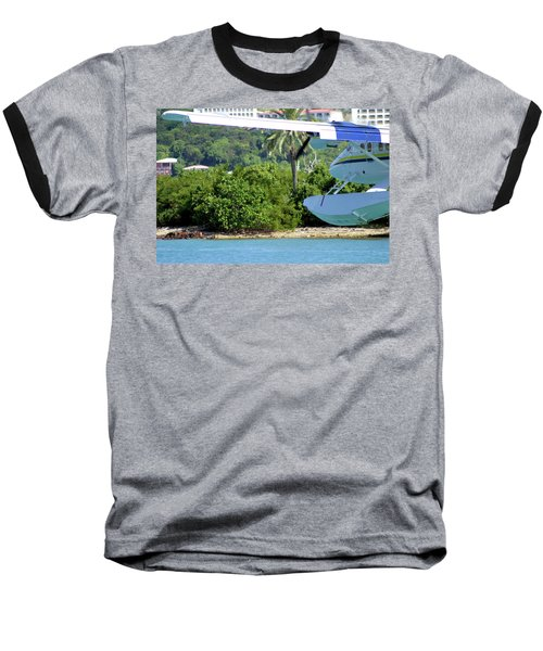 Final Approach Baseball T-Shirt