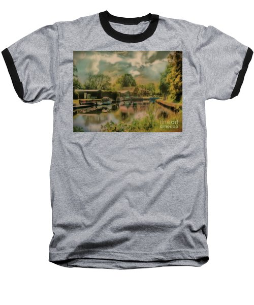 Baseball T-Shirt featuring the photograph Finding My Own Wey by Leigh Kemp