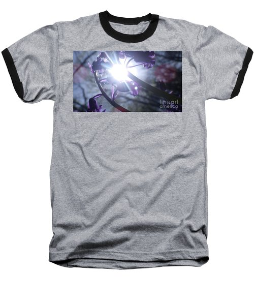 Fine Art Bluebells Photo 1 Baseball T-Shirt