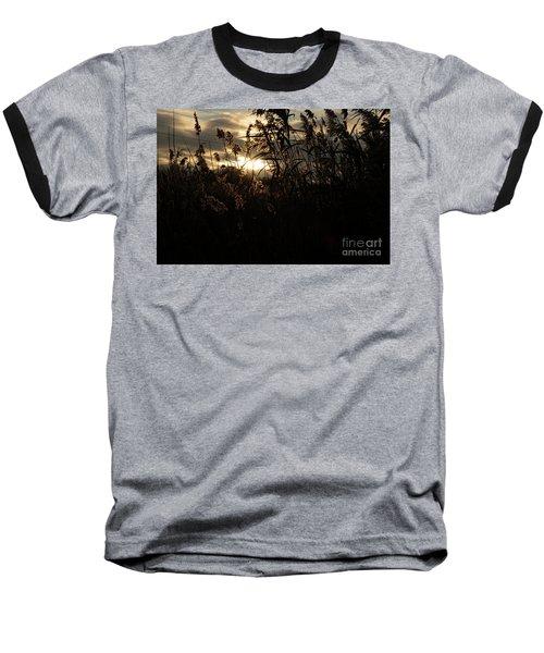 Fine Art - Dusk Baseball T-Shirt