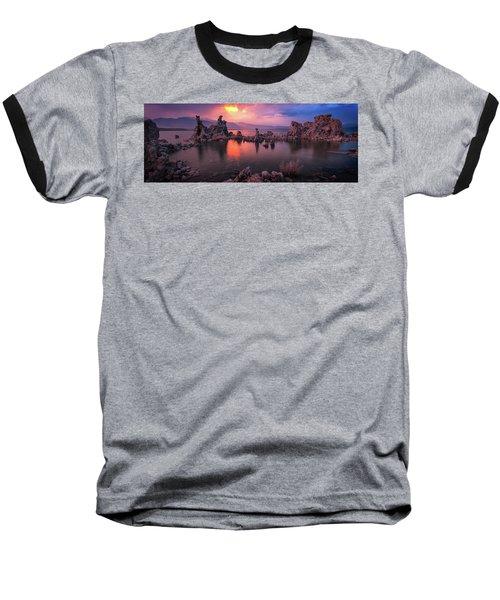 Fireball Baseball T-Shirt