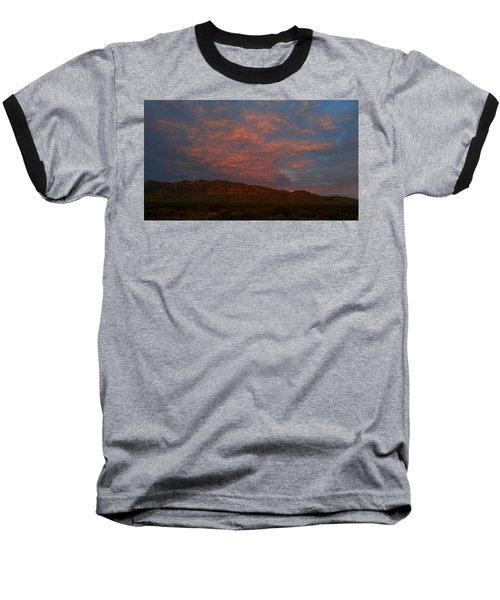 First Light Over Texas 3 Baseball T-Shirt