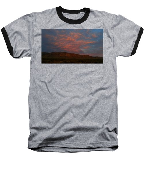 First Light Over Texas 3 Baseball T-Shirt
