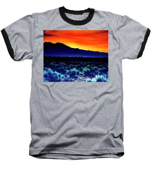 First Light V Baseball T-Shirt