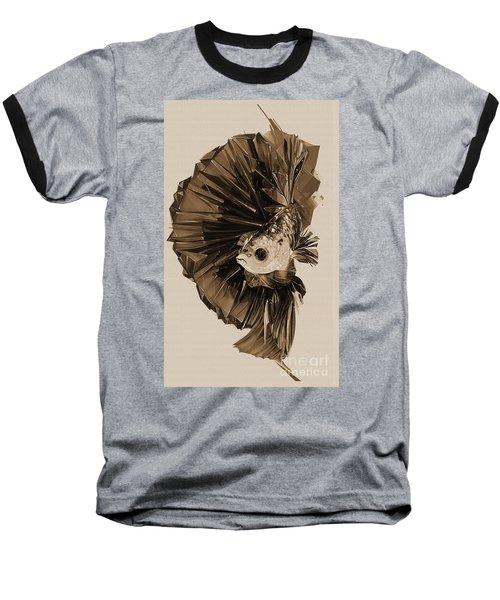 fish Illustration art 5t Baseball T-Shirt