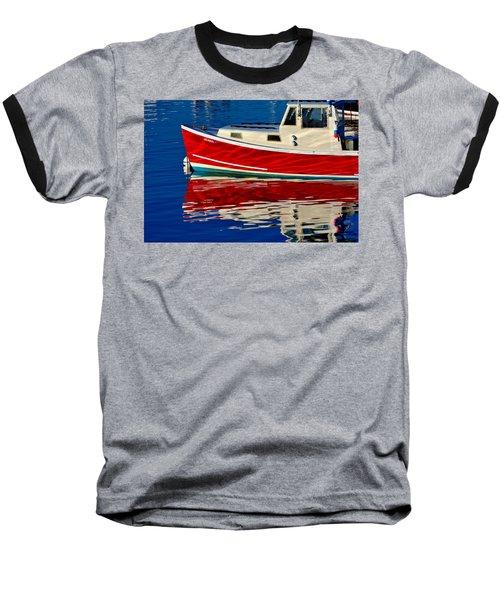 Flame Job Baseball T-Shirt