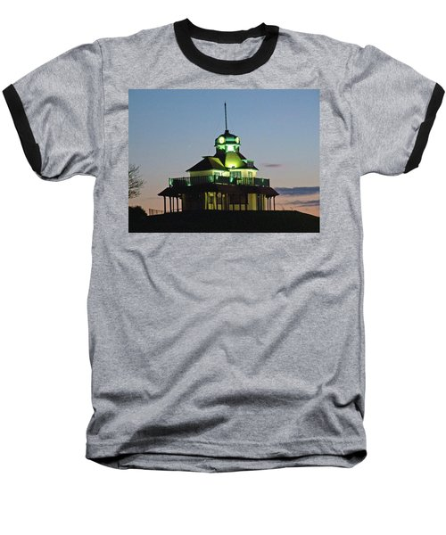 Fleetwood. The Mount Pavillion. Baseball T-Shirt