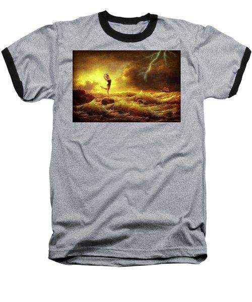 Flirting With Disaster Baseball T-Shirt