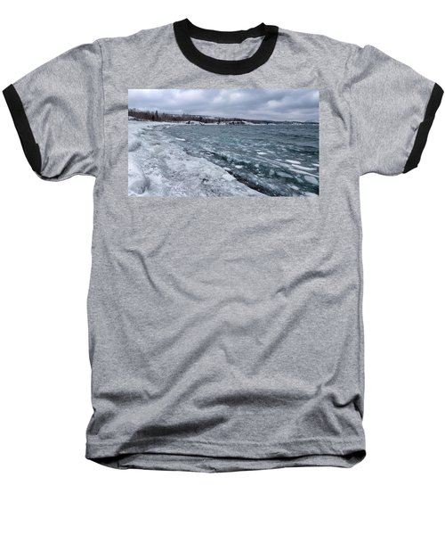 Floating Ice Baseball T-Shirt