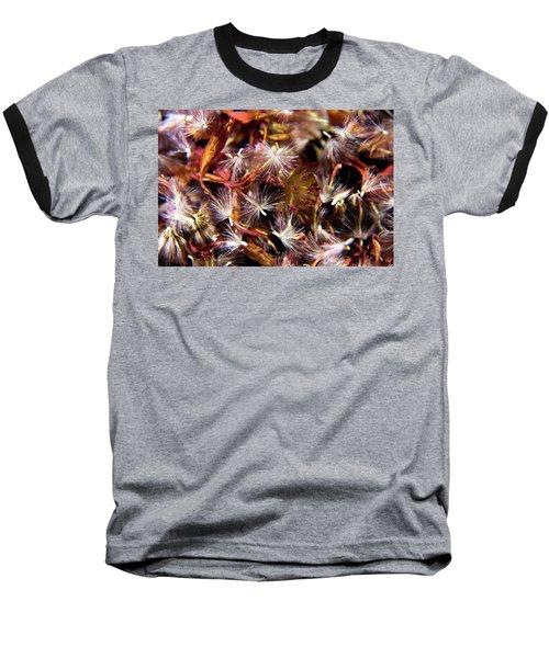 Flower Seeds-1 Baseball T-Shirt