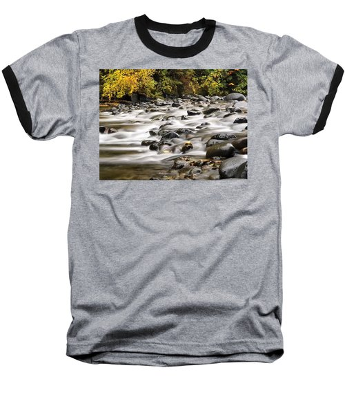 Flowing Molalla Baseball T-Shirt