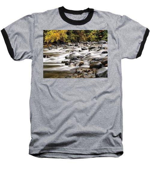 Flowing Molalla Baseball T-Shirt