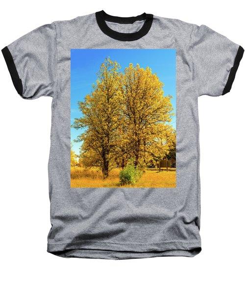 Foliage Baseball T-Shirt
