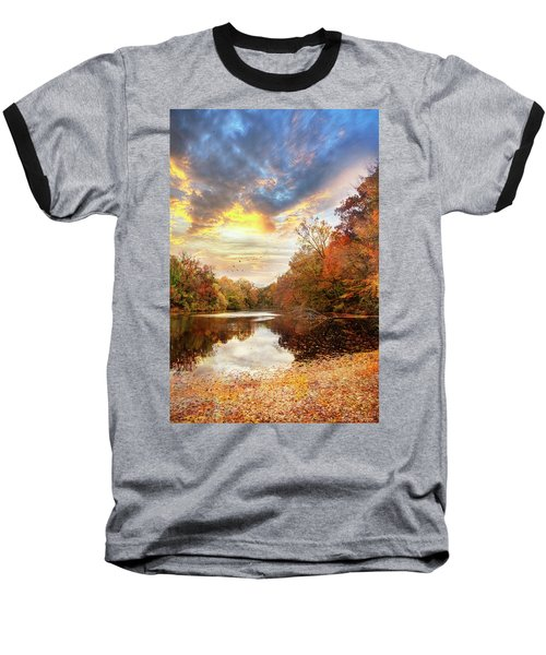 For The Love Of Autumn Baseball T-Shirt