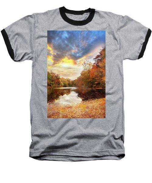 For The Love Of Autumn Baseball T-Shirt