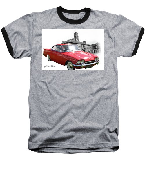 Ford Classic Capri Baseball T-Shirt