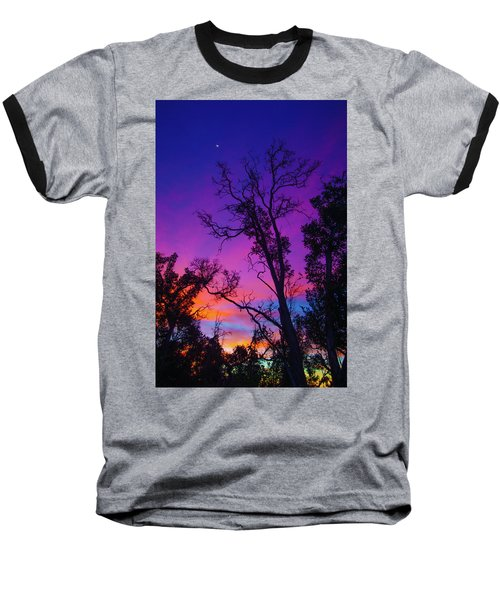 Forest Colors Baseball T-Shirt