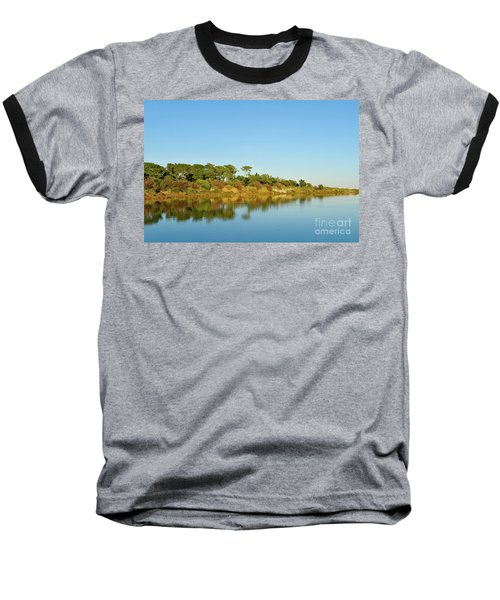 Forests Mirror Baseball T-Shirt
