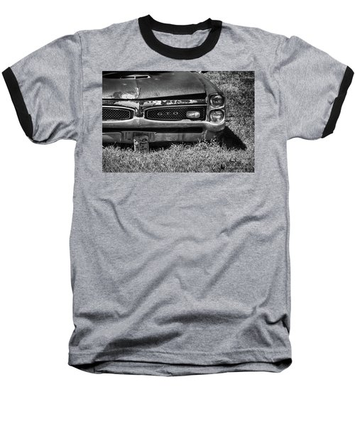 Forgotten Gto Baseball T-Shirt