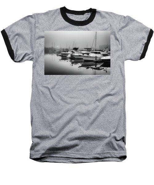 Foss Fog Baseball T-Shirt
