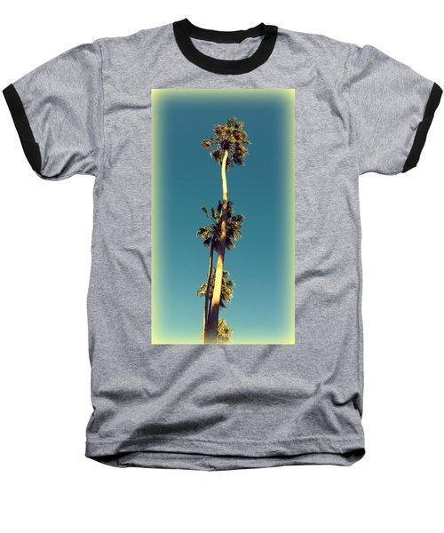 Four On Abbott Baseball T-Shirt